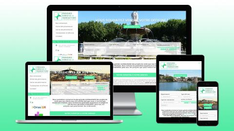creation site internet vente pharmacie