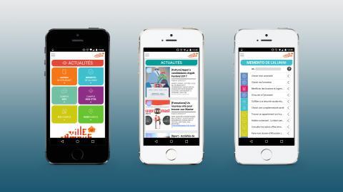 developpement application mobile avignon