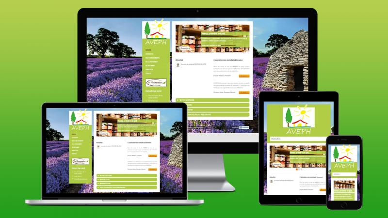 creation site internet association aveph