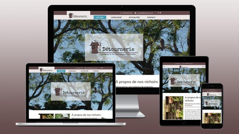 creation site internet nichoir