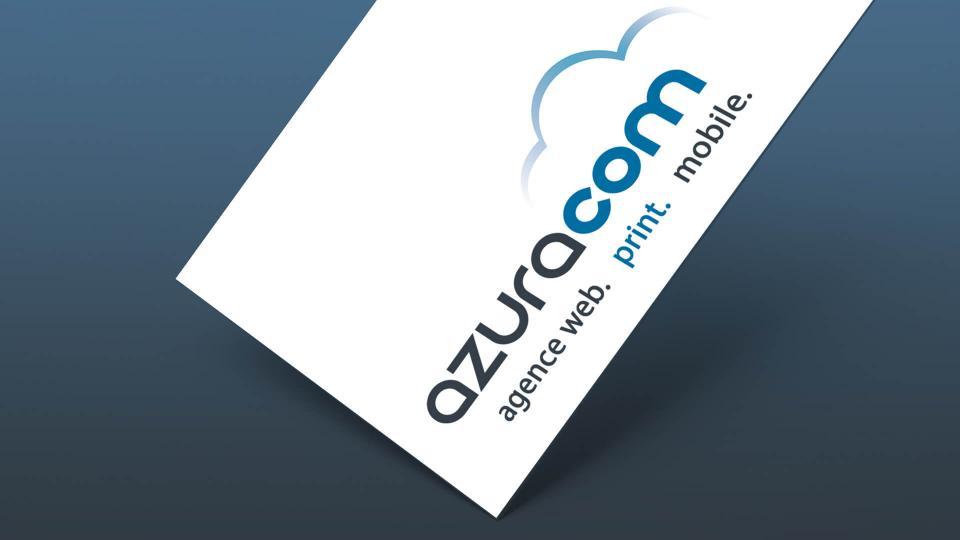 creation de logo azuracom
