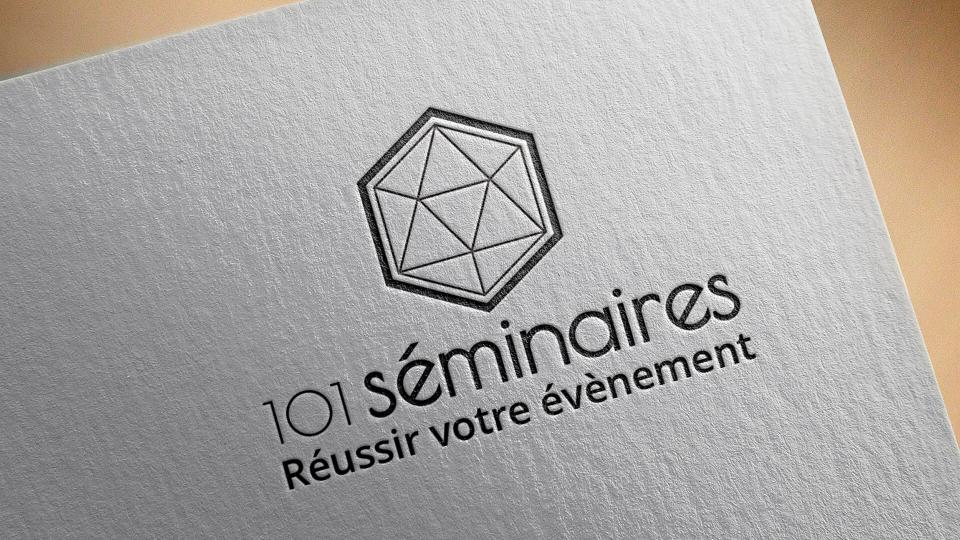 creation de logo seminaires