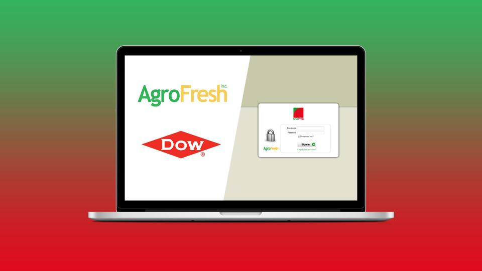 creation logiciel metier agrofresh