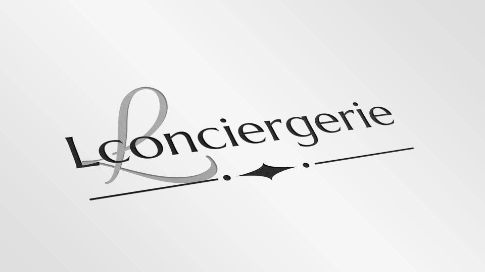 creation logo conciergerie avignon