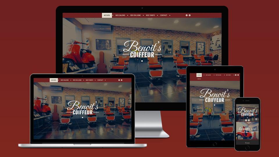 creation site internet coiffeur