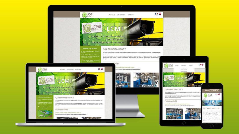 creation site internet lcmi