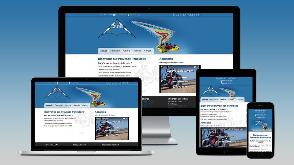 Actualit s site internet provence pendulaire agence for Formation salon de provence