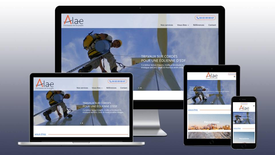 creation site internet travaux sur cordes